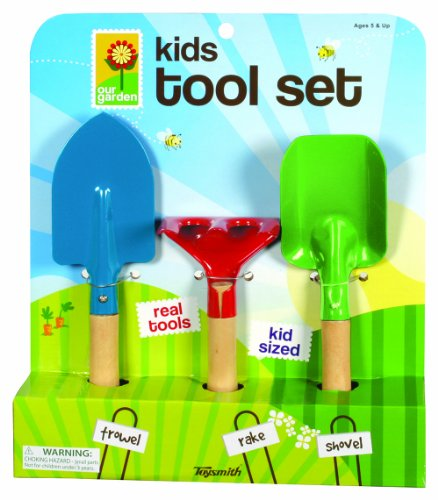 Toy Gardening Equipment