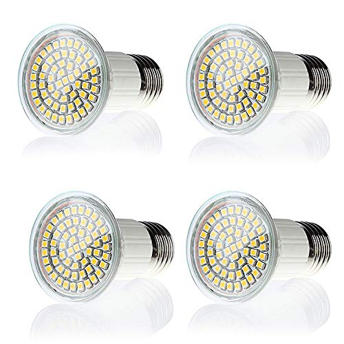 sweet-led LED Leuchtmittel E27 Spot, 120° Abstrahlwinkel, 3W, Warmweiß (4er)