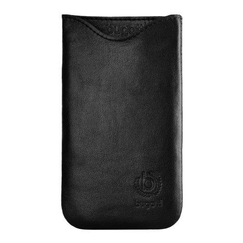 Bugatti 08876 SlimFit Premium Echtleder-Tasche aus Handarbeit für Huawei Honor 7