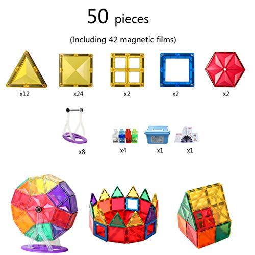 kids toys Blocs de Construction magnétiques de, Jouets éducatifs assemblés pour garçons et Filles, Jouets éducatifs éducatifs pour Enfants, adaptés aux Enfants âgés de 3 4 5 6 7 8 Ans