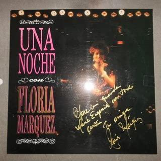 Floria Márquez , Una Noche Con Floria Márquez - LP Vinyl