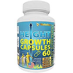 best top rated height gain supplement 2021 in usa