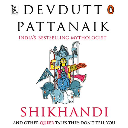 Shikhandi and Other Queer Stories They Don't Tell You cover art