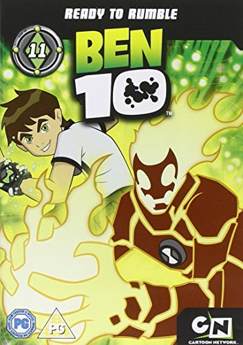Ben 10 - Ready To Rumble