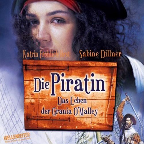 『Die Piratin. Das Leben der Grania O'Malley』のカバーアート