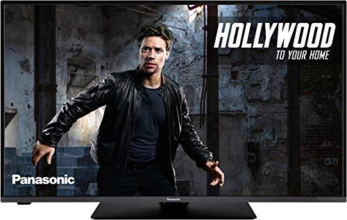 Panasonic TX-43HX580 Ultra HD 4K Smart TV 43' (Surround Sound, HDR10, Dolby Vision, Hight Contrast, 43 Pulgadas, USB, WiFi)- Negro