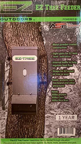 All Seasons Feeders - EZ Tree Feeder, Corn Feeder, ASF Feeder, Gravity Feeder