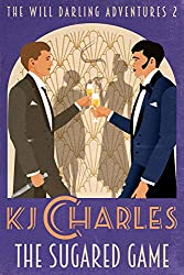 The Sugared Game by KJ Charles book cover