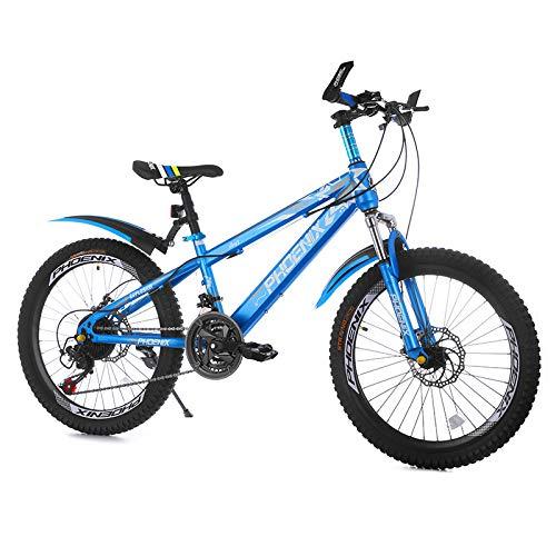 Vélo Pour Enfants 18 Pouces 20 Pouces 22 Pouces Homme Et Femme Vélo À Vitesse Variable Étudiant...