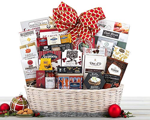 Token Of Appreciation Gift Basket