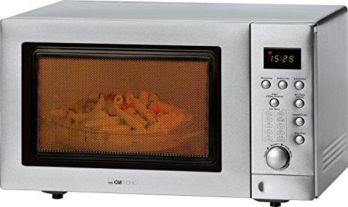 Clatronic MWG 779, Forno a microonde, doppio Grill, 25 L