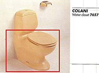 VILLEROY & BOCH COLANI 7657 TOILET BOWL ONLY IN OASIS