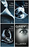 Fifty Shades of Grey Complete 4 volume set