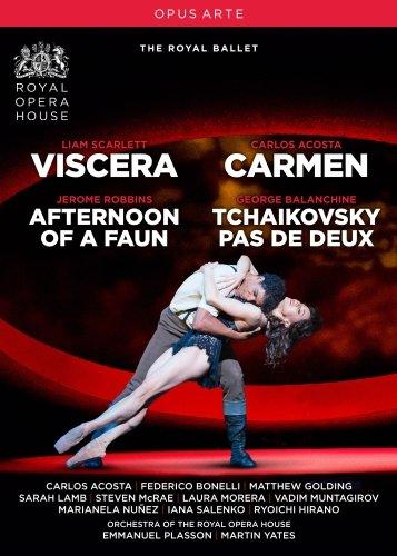 Viscera/Carmen [Emmanuel Plasson; Martin Yates] [Opus Arte: DVD]