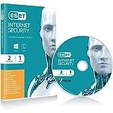 Eset Internet Security 1 Yr 2U - Full, (0714983449120)