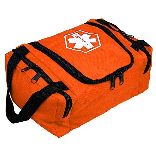 Dixie EMS Dixigear Empty First Responder II Bag - Orange