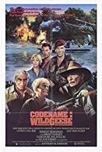 Code Name Wild Geese POSTER Movie (27 x 40 Inches - 69cm x 102cm) (1986)