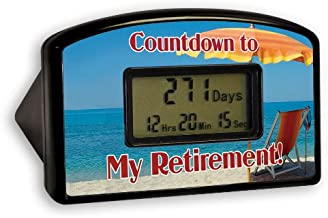 Best retirement countdown clock gift Reviews