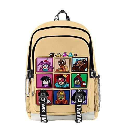 Zzlush Among Us Backpack Bags Backpack Mens Laptop Backpack Rucksack School Bags, Vogue 2020 New Game Among US Backpacks Fashion Travel Rucksack Among Us Students Boy Girl Women Men School Bags Backpa