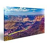 Bild Bilder auf Leinwand Grand Canyon bei Sonnenaufgang mit