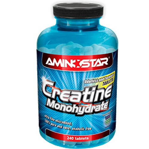 Aminostar Creatina Monohidrato - 240 tabls.