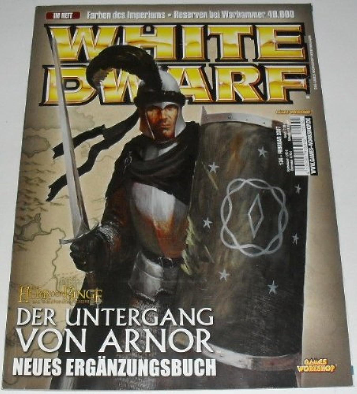 Weiß Dwarf - Nr.134 Februar 2007 (GW Magazin) B003DH8QLW Kindlich  | Reichlich Und Pünktliche Lieferung