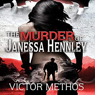 The Murder of Janessa Hennley audiobook cover art
