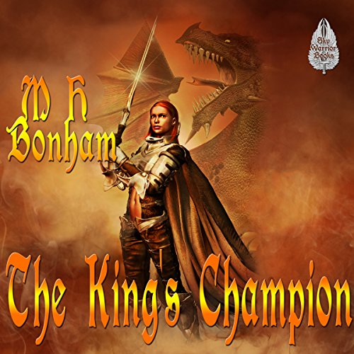 The King's Champion audiobook cover art