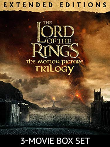 The Lord Of The Rings Motion Picture Trilogy Extended Edition