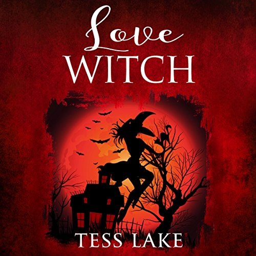 Love Witch audiobook cover art
