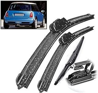 Mengonee Braccio Lama per Mini Cooper 2001-2006 tergicristallo tergilunotto Auto Parts Durevole