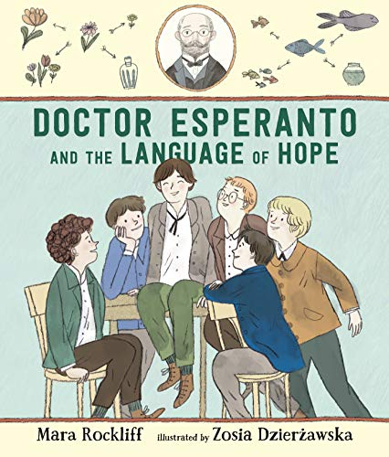 Doctor Esperanto and the Language of Hope (Hardcover)