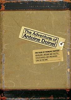Francois Truffaut's Adventures of Antoine Doinel (The 400 Blows / Antoine & Collette / Stolen Kisses / Bed & Board / Love on the Run)