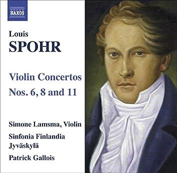 Spohr, L.: Violin Concertos Nos. 6, 8, 11
