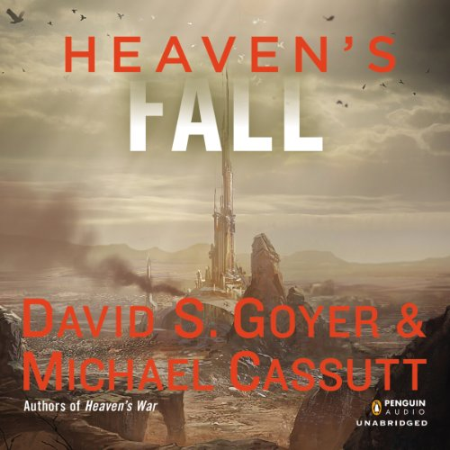 Heaven's Fall audiobook cover art