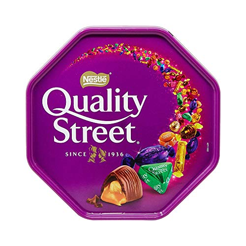 Quality Street Chocolates and Toffees Tub 720 g (720)