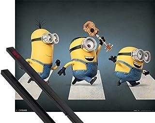 61 x 91.5 cm Maxi Poster Minions Abbey Road