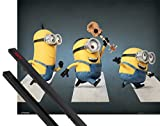 1art1 Minions Mini-Poster (50x40 cm) Stuart, Kevin Und Bob,