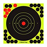 Rinling Targets 10 Pack/20 Pack/40 Pack,8 inch Reactive...