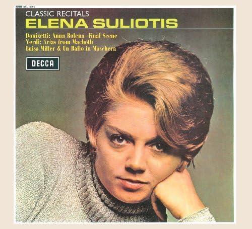 Elena Suliotis, Orchestra del Teatro dell'Opera di Roma & Oliviero de Fabritiis