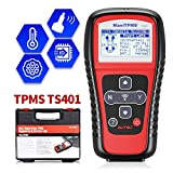 Autel MaxiTPMS TS401 TPMS Tool TPMS Relearn Tool for TPMS Sensor Relearn Autel MX-sensor Program