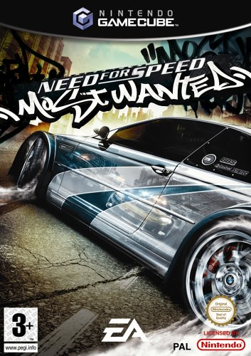 Need for Speed: Most Wanted (GameCube) [video game]