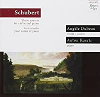 Three Sonatas for Violin & P
