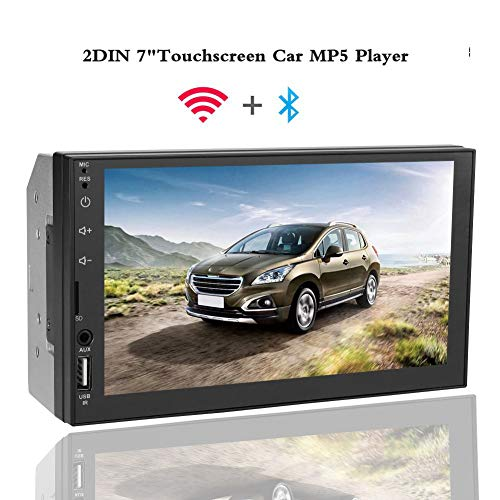 Tangxi 2019 Auto Audio Double DIN 2DIN 7