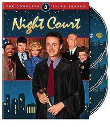 Night Court on DVD