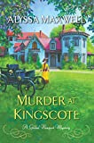 Image of Murder at Kingscote (A Gilded Newport Mystery)