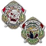 Wildland Firefighter Challenge Coin
