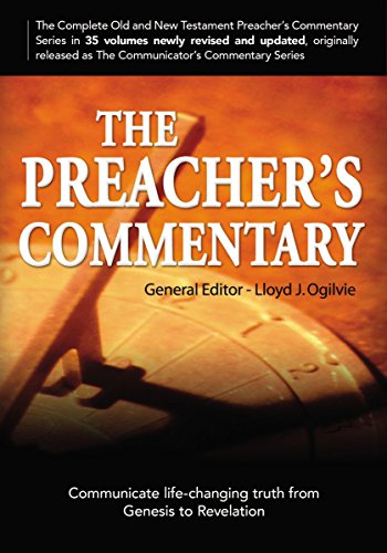The Preacher's Commentary, Complete 35-Volume Set: Genesis – Revelation (English Edition)