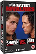 WWE's Greatest Rivalries: Shawn Michaels Vs Brett Hart [DVD]