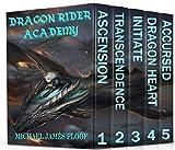 Dragon Rider Academy Box Set: Contains Books 1-5 (English Edition)